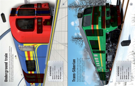Build your own trains sticker book [3]