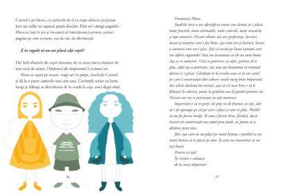 Caietul, roman mic pentru fetițele care cresc mari [1]