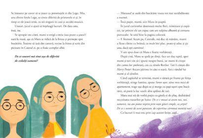 Caietul, roman mic pentru fetițele care cresc mari [3]