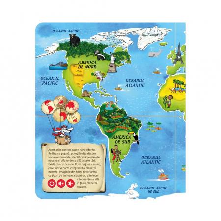 Carte atlasul lumii [1]