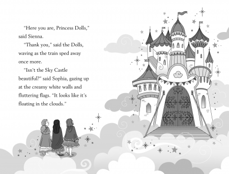 Castle In The Clouds SDD Stories [2]