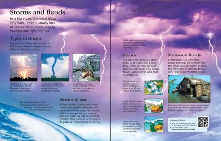 Children's encyclopedia with QR links [1]