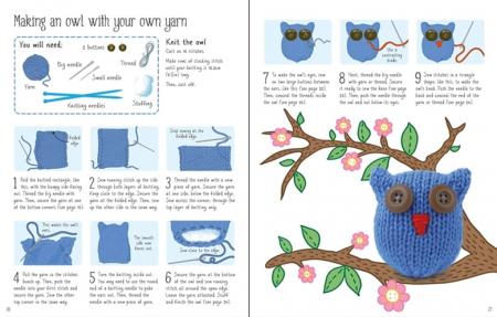 Children's knitting kit [3]