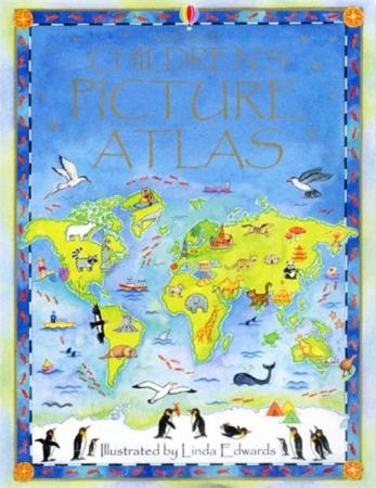 Children's picture atlas [0]