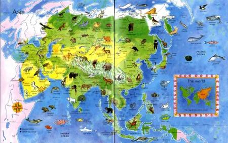 Children's picture atlas of animals [2]