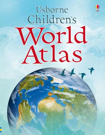 Children's world atlas [0]