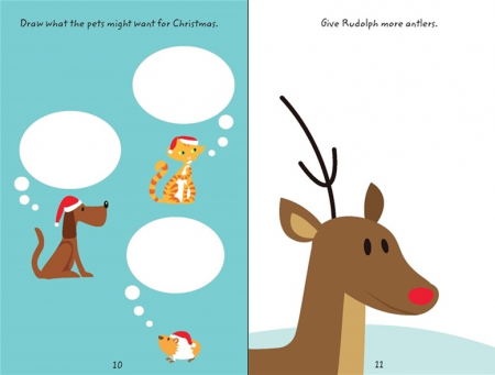 Christmas doodles [2]