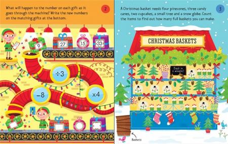 Christmas puzzles pad [1]