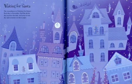 Christmas sticker book [1]