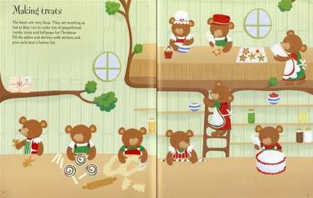 Christmas sticker book [2]
