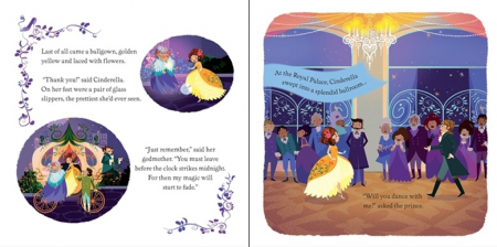 Cinderella picture book and jigsaw [3]
