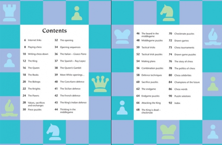 Complete book of chess [1]