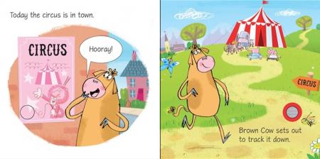 Cow takes a bow [1]