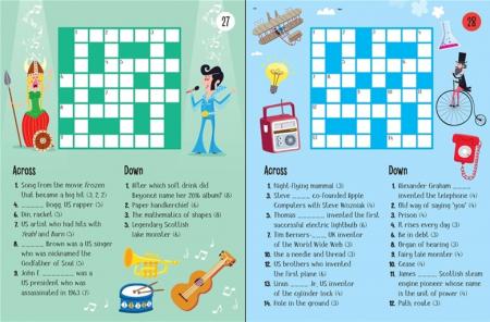 Crosswords [3]