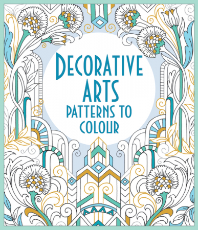 Decorative arts patterns to colour [0]
