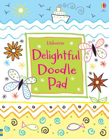 Delightful doodle pad [1]