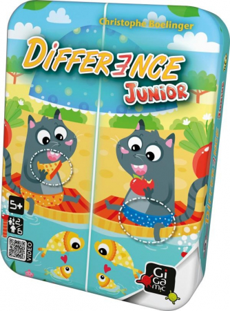 Difference Junior [0]