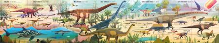 Dinosaur Timeline Book and Jigsaw [3]