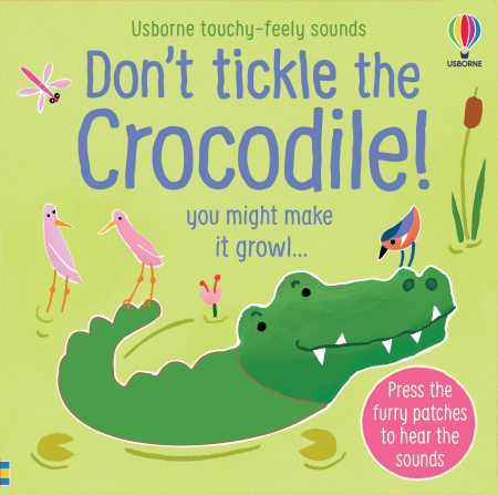 Don't Tickle The Crocodile [0]