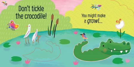 Don't Tickle The Crocodile [1]