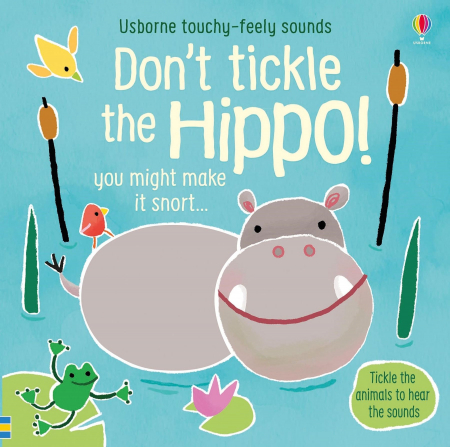 Don't tickle the hippo! [0]