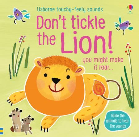 Don't Tickle the Lion! [1]