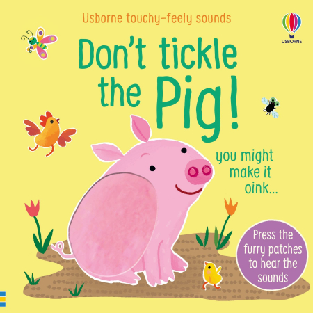 Don't Tickle the Pig! [0]