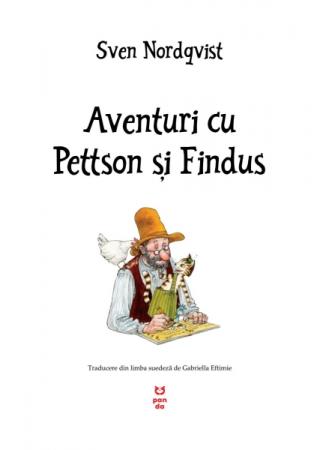 Aventuri cu Pettson și Findus [1]