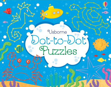 Dot-to-dot Puzzles [6]