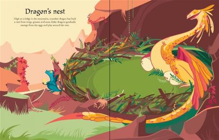Dragons Sticker Book [1]