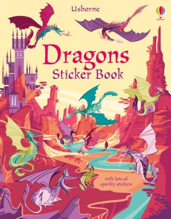 Dragons Sticker Book [0]