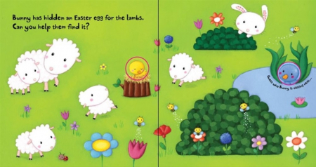 Easter Bunny Flap Book [1]