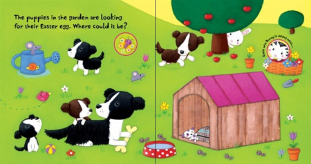 Easter Bunny Flap Book [2]