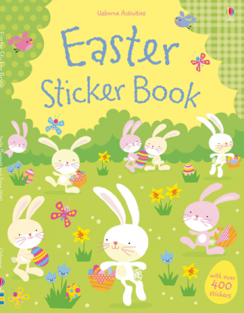 Easter sticker book [0]