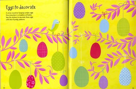 Easter sticker book [3]