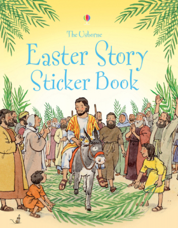 Easter story sticker book [0]