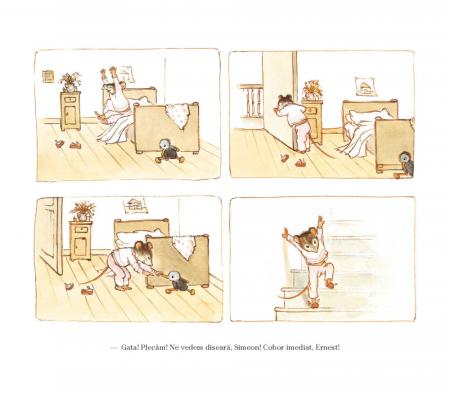 Ernest și Celestine la picnic [3]