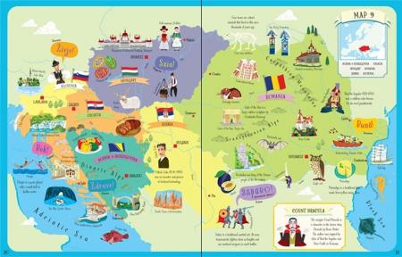 Europe atlas and jigsaw [3]