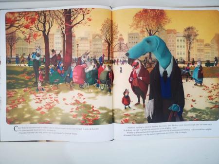 Fabuloasele ore ale lui Jacominus Gainsborough [2]