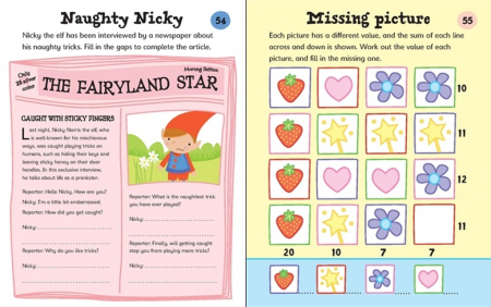 Fairy activity pad [2]