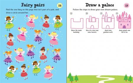 Fairy activity pad [1]