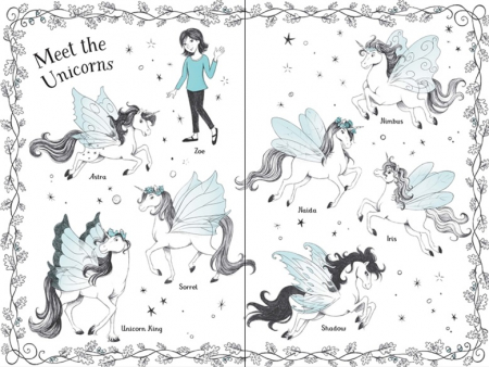 Fairy Unicorns Enchanted River [1]