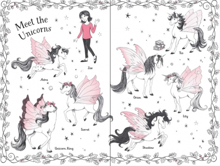Fairy Unicorns Wind Charm [1]