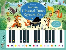 Famous classical tunes keyboard book [0]