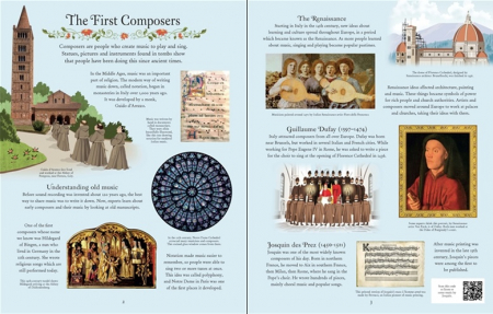 Famous composers picture book [1]