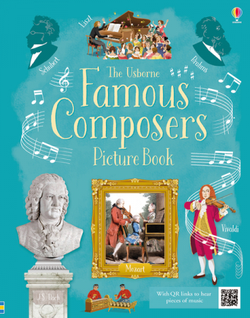 Famous composers picture book [0]