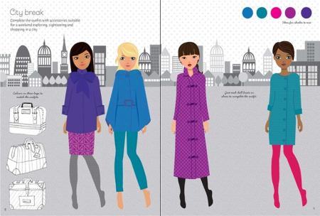 Fashion designer autumn collection [2]