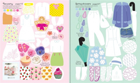 Fashion designer Spring and Summer collection [3]