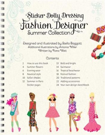Fashion designer summer collection [1]