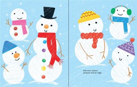 Fingerprint activities Christmas [2]